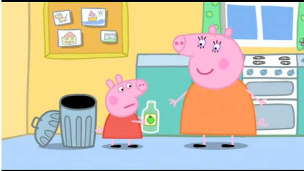 Peppa Pig — 2.11 Recycling