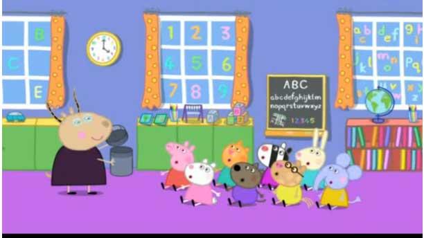 Peppa-Pig-2.9. Time's capsule