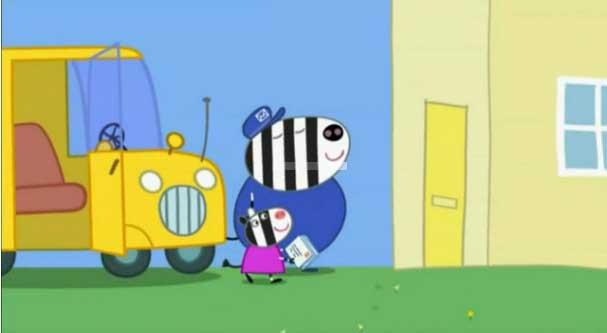 Peppa Pig - 2.28 Zoe Zebra_obzor serii