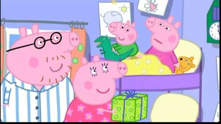 Peppa Pig - George's Birthday