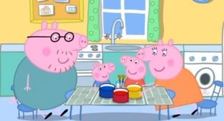 peppa-pig-Painting. obzor.