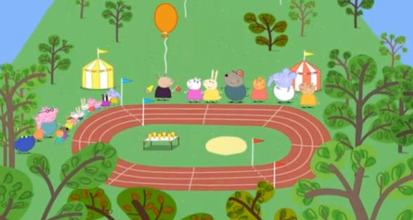 peppa-pig-Sports-Day. obzor