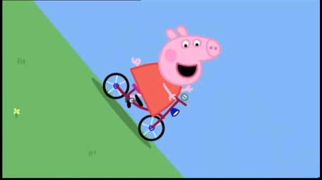 Peppa Pig - 2.33 The Cycle Ride.Obzor