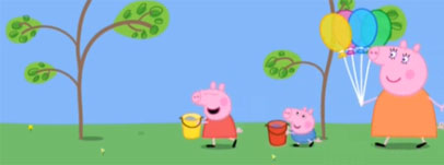 Peppa Pig. Daddy Pig's Birthday.