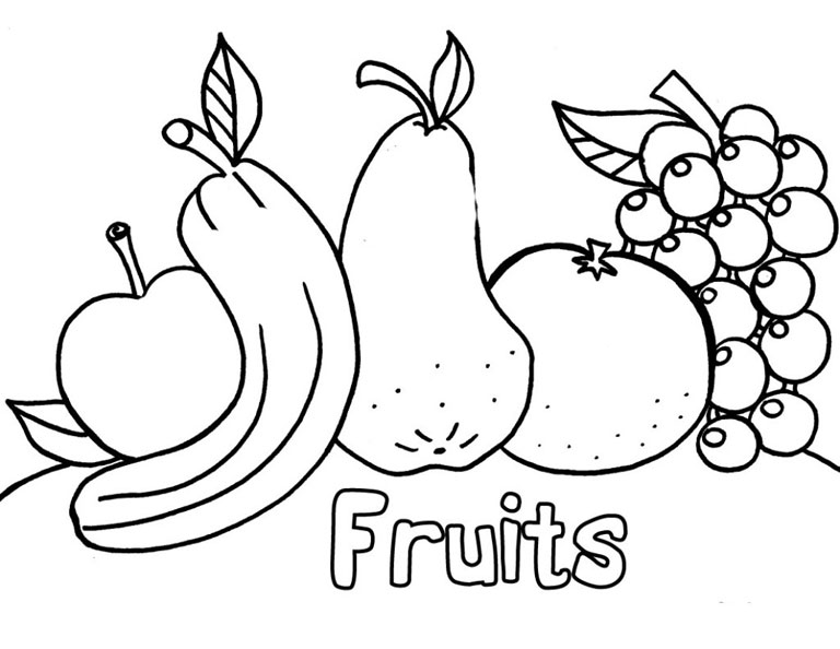 Many fruits