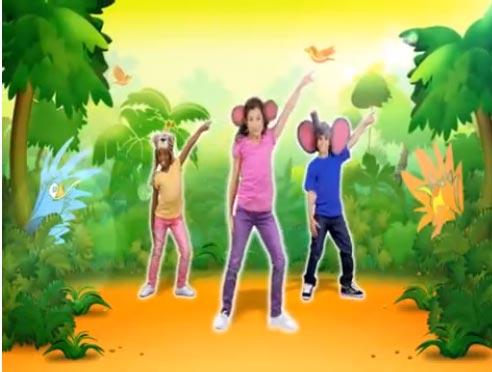monkey-dance