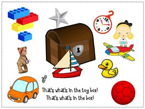 what's in the toy box page 12