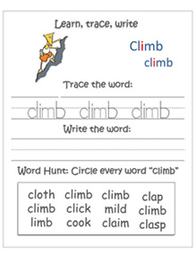 learn-trace-write--climb