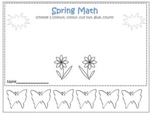 spring math3