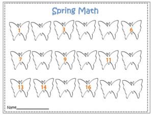 spring math4