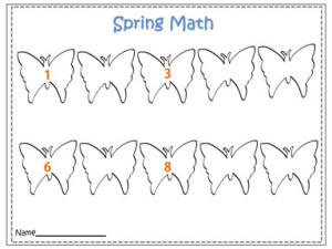 spring math5
