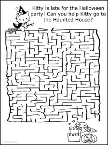 hello-kitty-halloween-maze