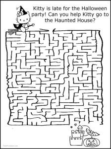 hello-kitty-halloween-maze