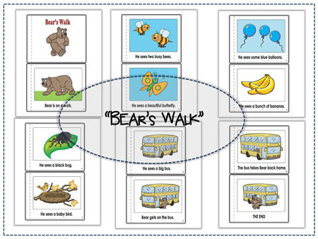 Bear_Walk_english book for kids