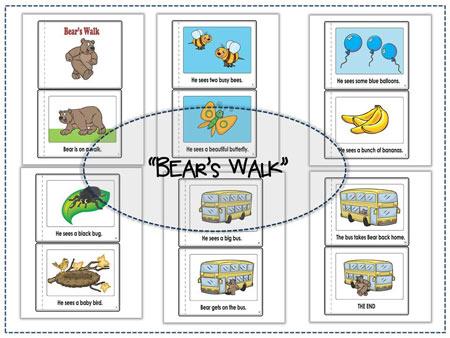 Bear_Walk_english book for kids
