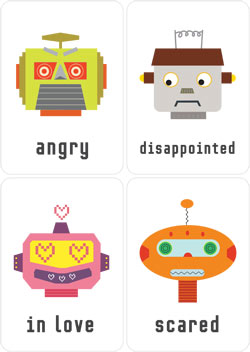 Feelings_flashcards_robots_page2