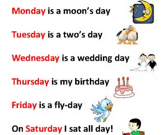 dni-nedeli-na-angliiskom-stihi