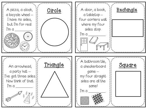 Geometricheskie figuri zagadki na angliiskom