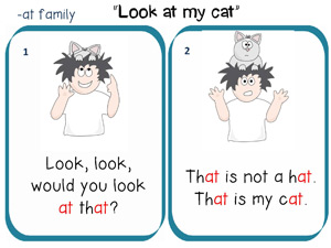 Look at my cat story to read