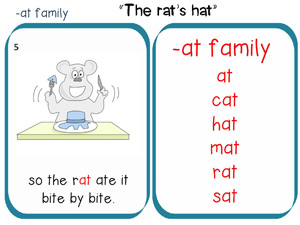 The rat's hat story to read 3