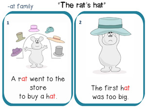 The rat's hat story to read 1