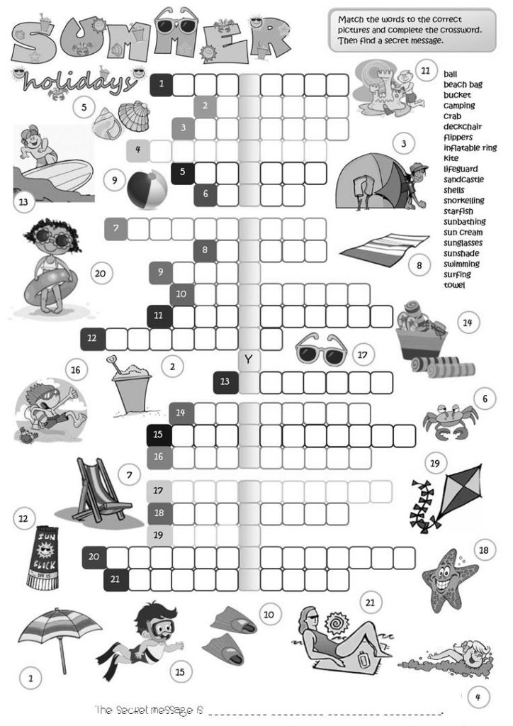 summer-crossword
