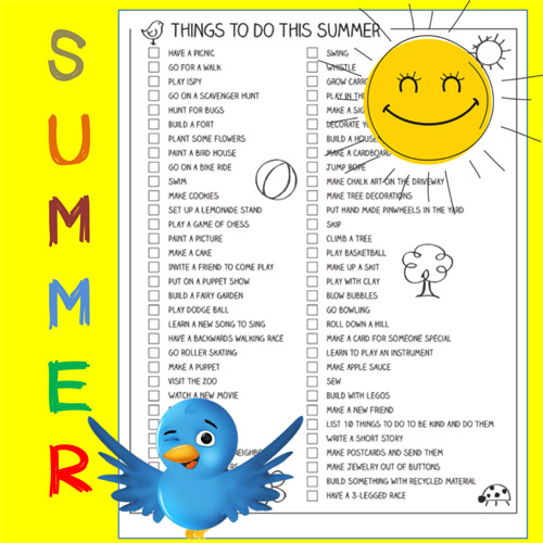 summer-idea-list